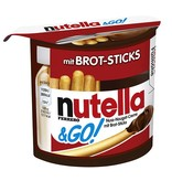 Nutella & GO! 12 x  52g Pack