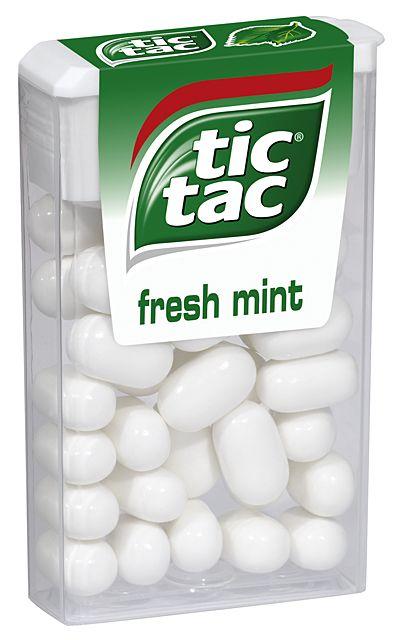 tic tac fresh mint 36 x 18g