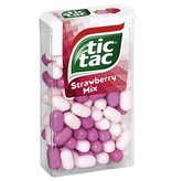 tic tac Strawberry Mix 16 x 49g