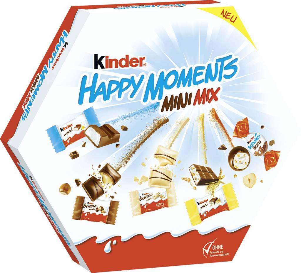 Kinder Happy Moments 12 x 162g