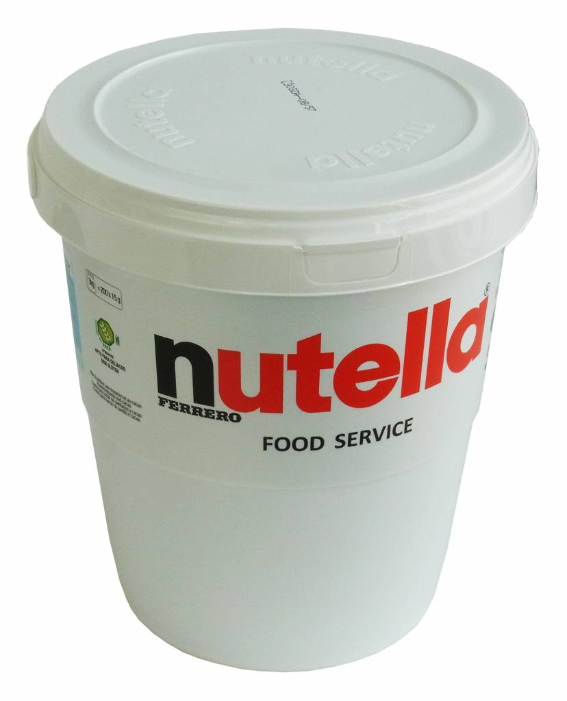 Nutella 3kg Eimer