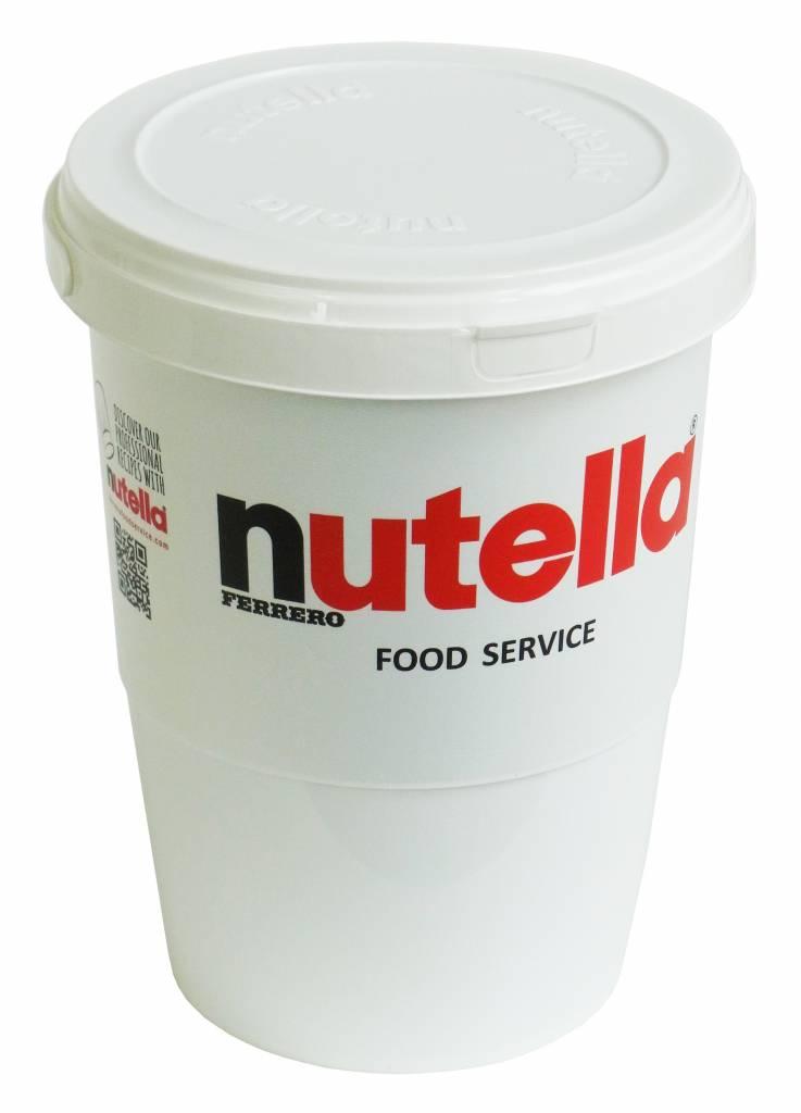 Nutella 1,35kg Eimer