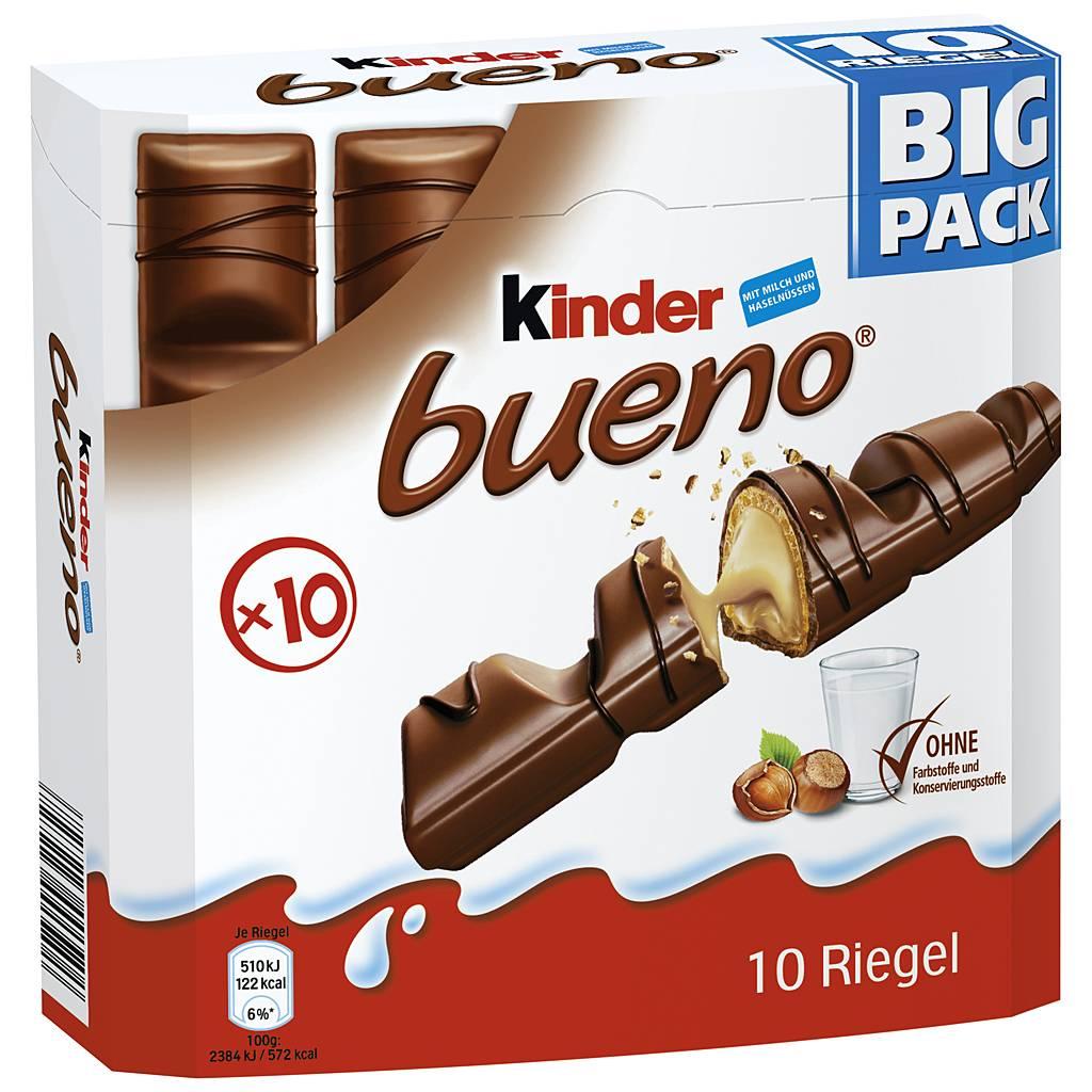 Kinder Bueno 14 x 10er BIG Pack