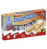 Kinder Happy Hippo Haselnuss 10 x  5er Pack