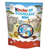 Kinder Schokolade Mini 16 x 120g Beutel