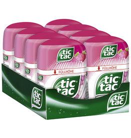 tic tac Strawberry Mix 8 x 98g Big Pack