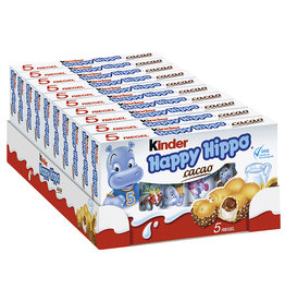 Kinder Happy Hippo Cacao 10 x 5er Pack