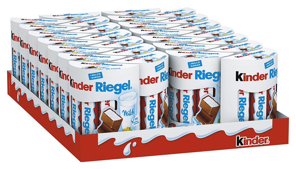 Kinder Riegel 28 x 10er Multipack