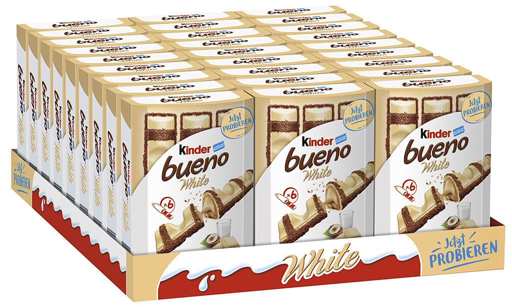 Kinder Bueno White 27 x 6er Multipack
