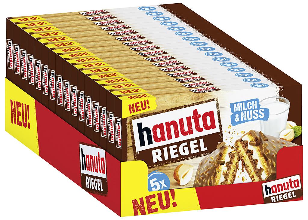 Hanuta Riegel 16 x 5er Pack
