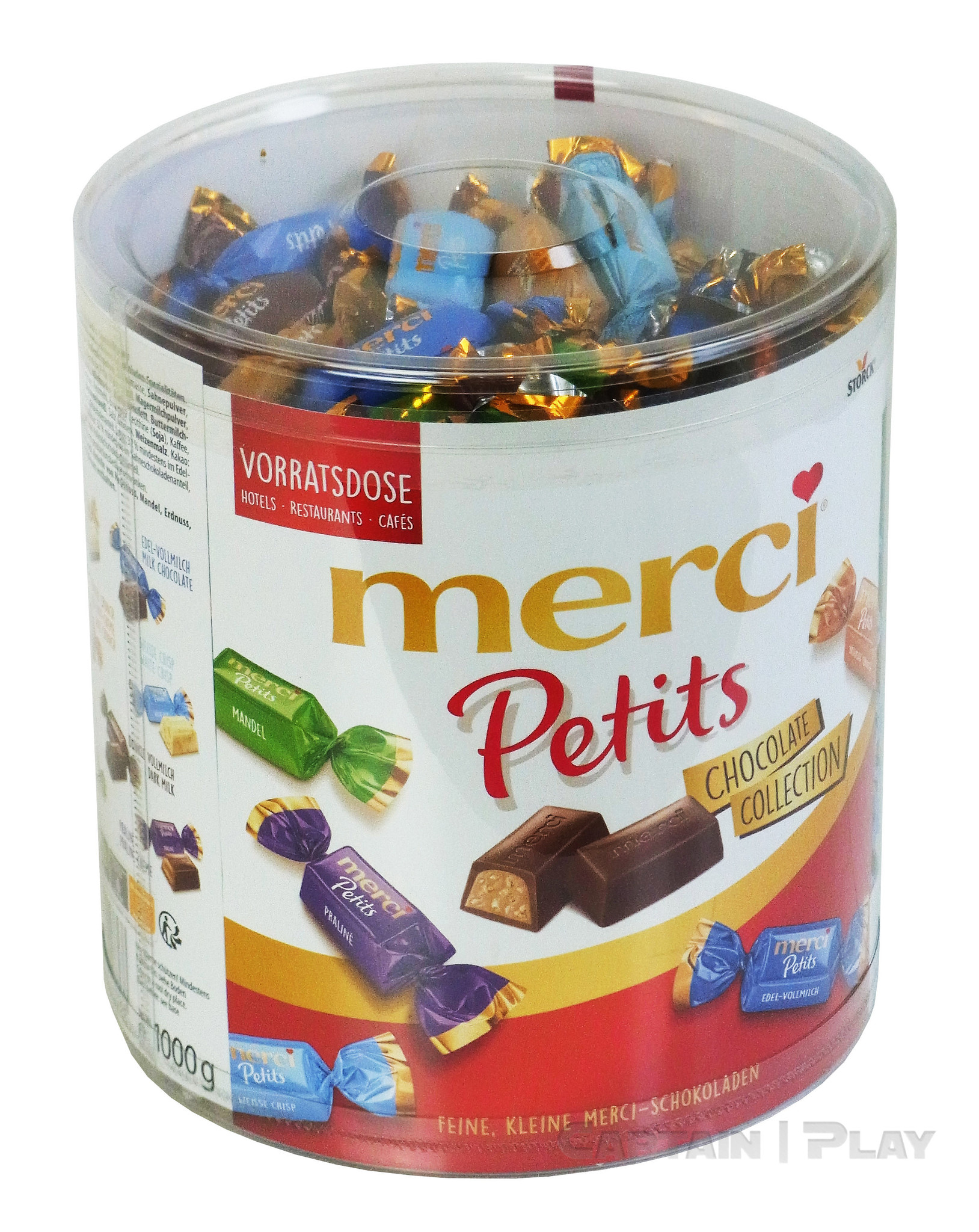 merci Petits Chocolate Collection 1kg