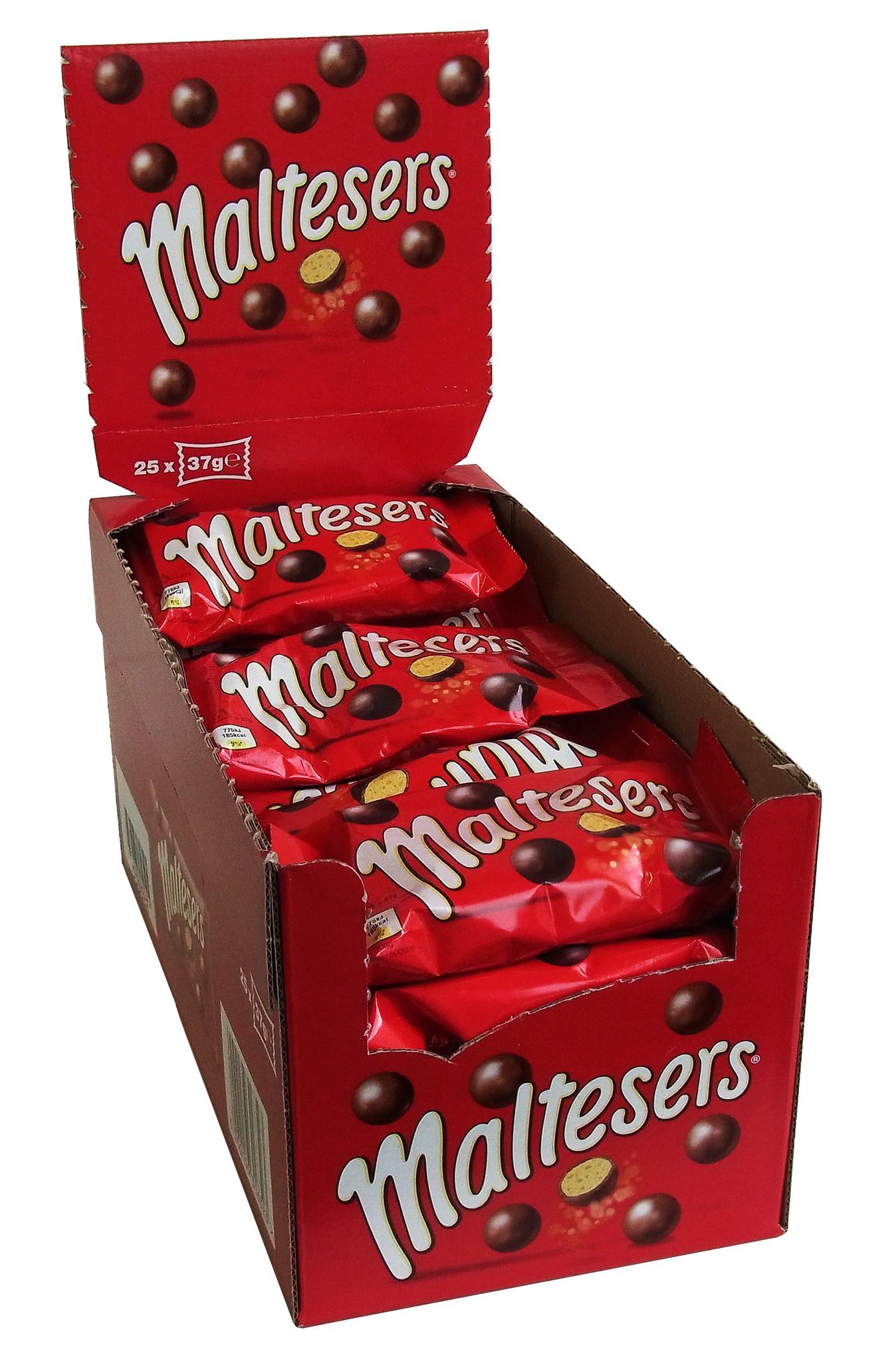 Maltesers 25 x 37g Beutel