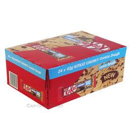 KitKat Chunky Cookie Dough 24er - MHD 31.07.2021