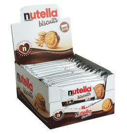 Nutella Biscuits 3er Pack, 30er Thekendisplay