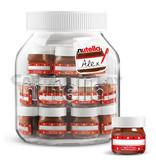Nutella 21 x 30g Friends Edition Glas, Lieferung in Versandverpackung