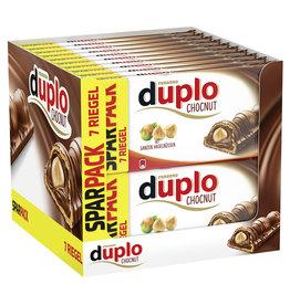 Duplo Chocnut 20 x 7er - MHD 23.09.2021