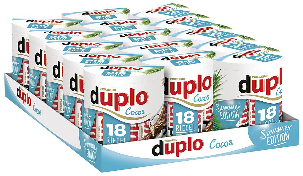Duplo Cocos 15 x 18er Multipack