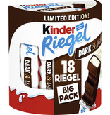 Kinder Riegel Dark & Mild 15 x 18er Multipack