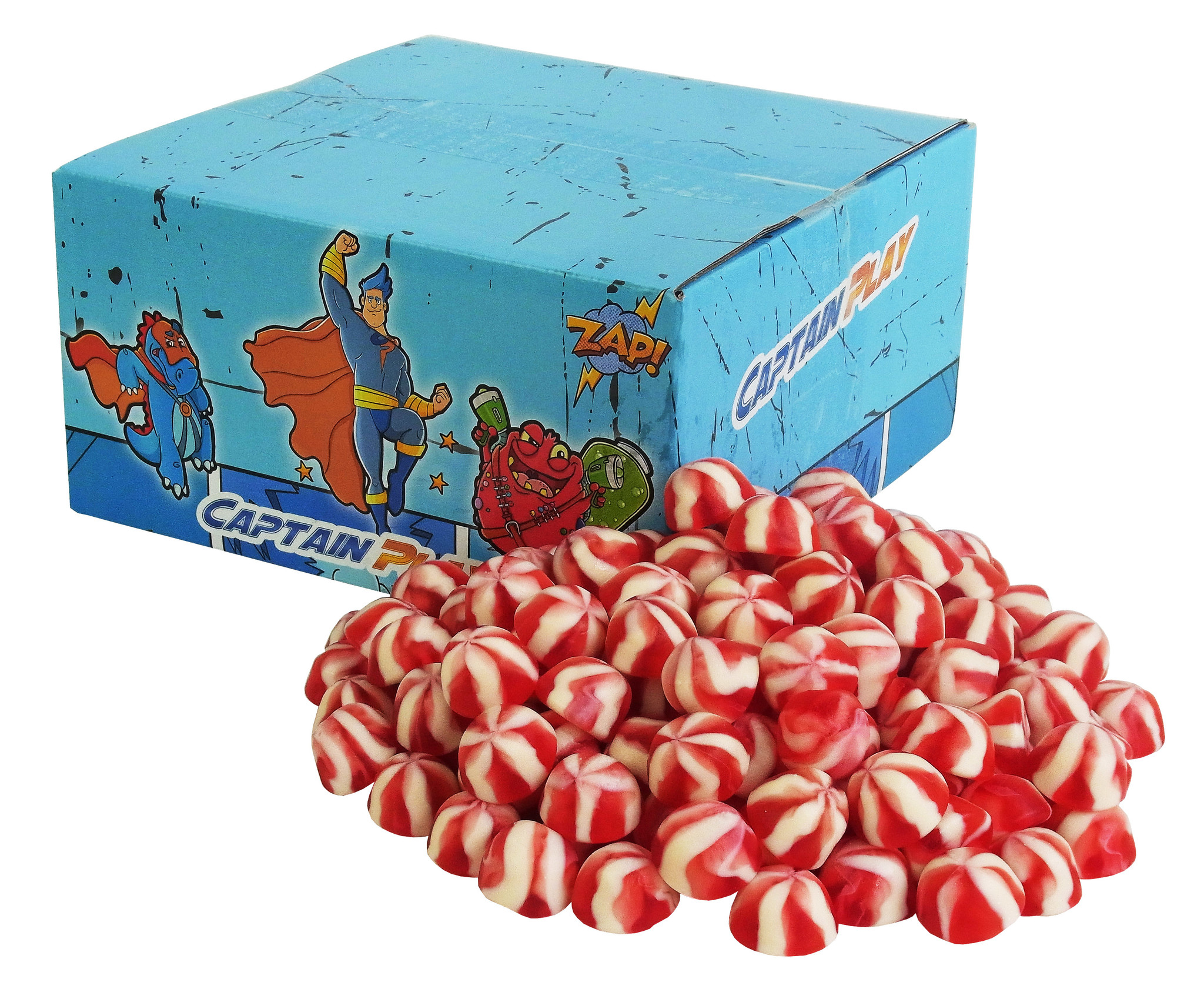 CAPTAIN PLAY Soft Strawberry Explosion, 2kg