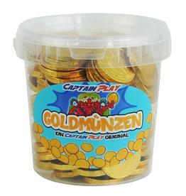 CAPTAIN PLAY Goldmünzen 700g