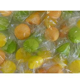 CAPTAIN PLAY Fluffy Marshmallows, 1.100 Stück in Einzelverpackung, Karneval Wurfmaterial, Süßigkeiten Großpackungen