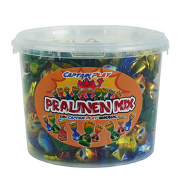 CAPTAIN PLAY Parlinen Party Bucket 1kg