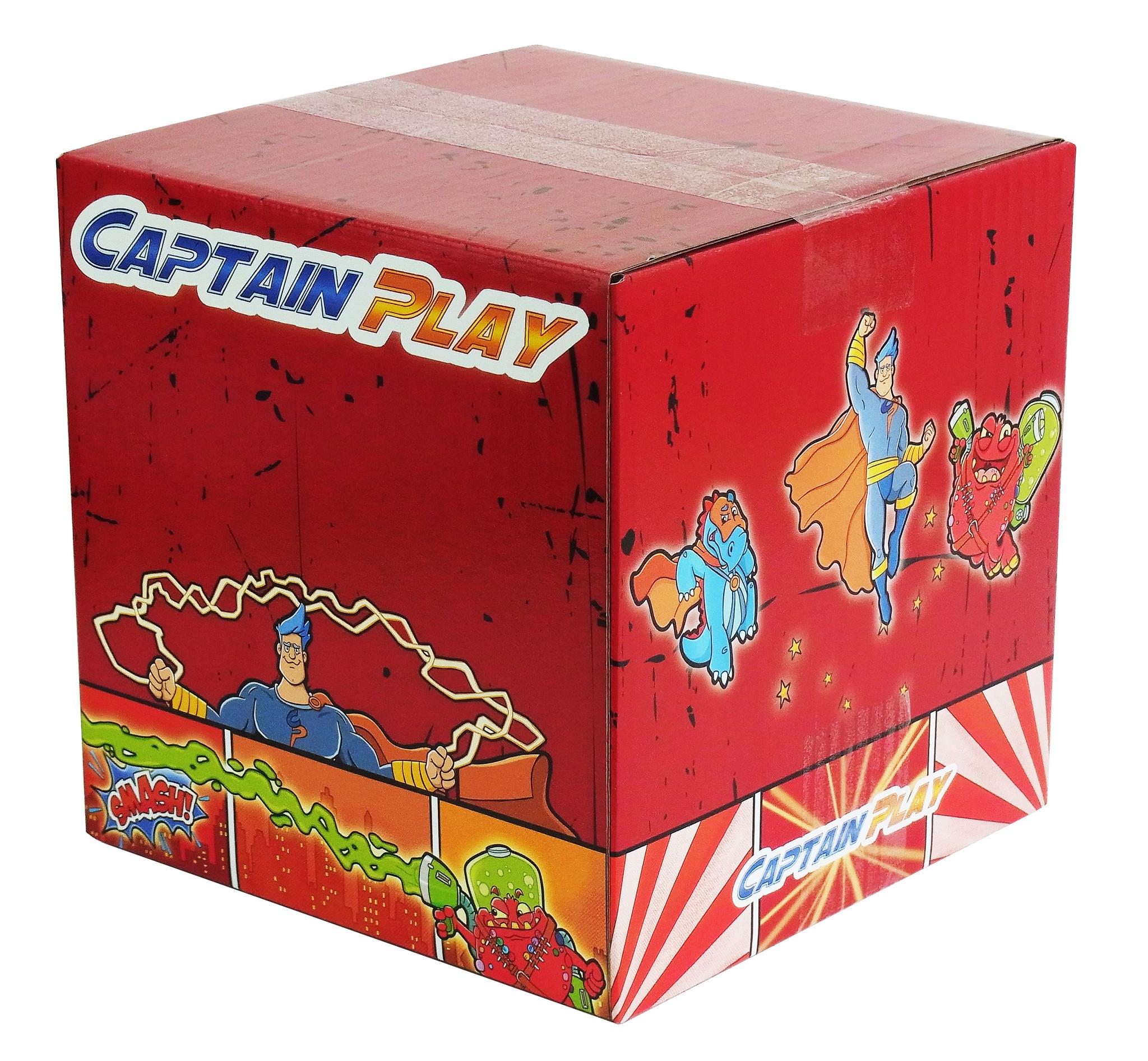 CAPTAIN PLAY Überraschungspaket Süßigkeiten