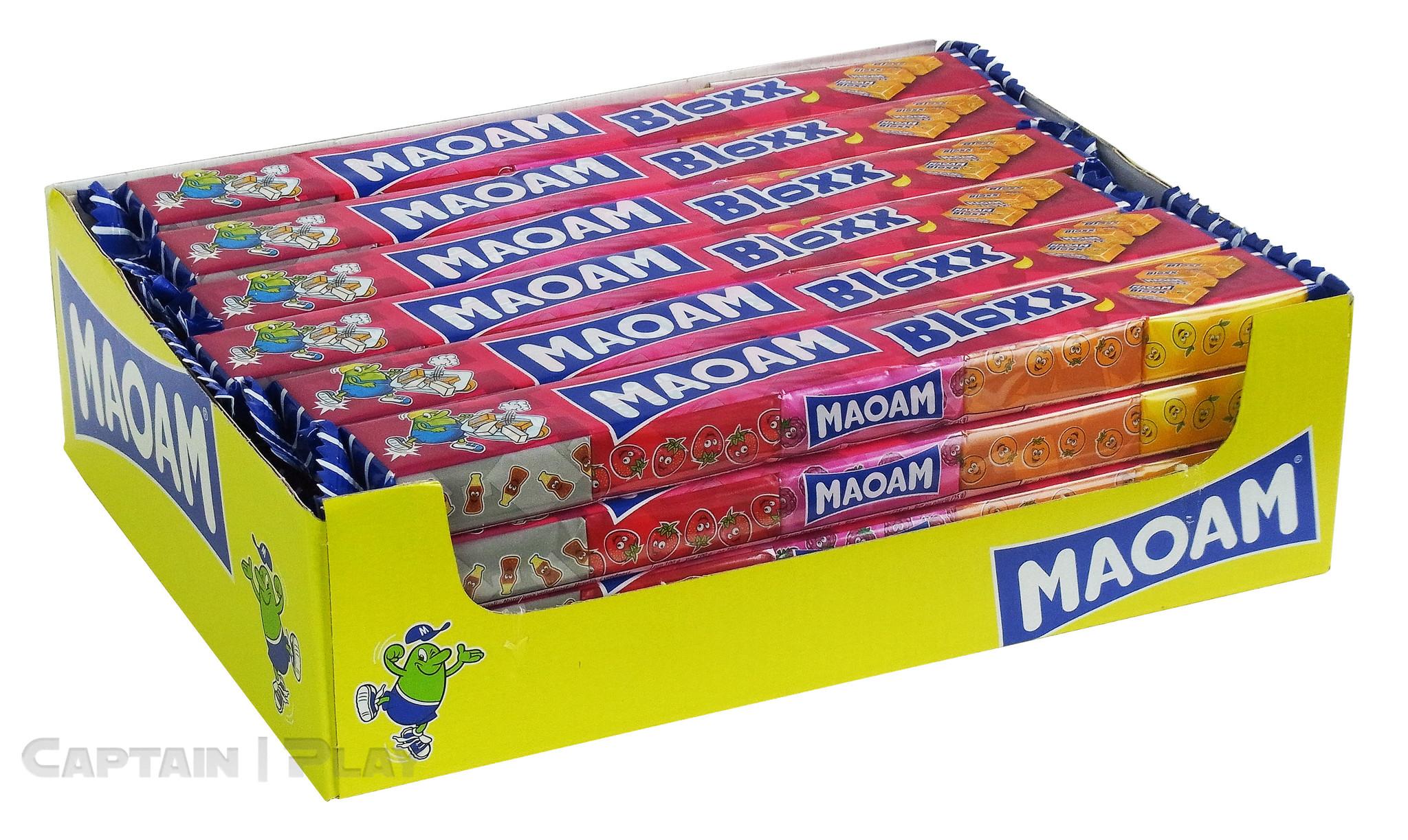 Maoam Bloxx 24 x 110g