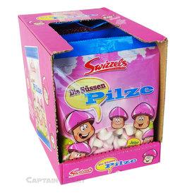 Swizzels Süße Pilze 12 x 100g Beutel