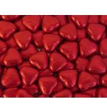 CAPTAIN PLAY Herz Schokoklade, 700g Herz Deko aus Schokolade, Schokolade Valentinstag, Muttertag Süßigkeiten