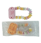 CAPTAIN PLAY Süße Uhren, 400 Stück in Einzelverpackung, Karneval Wurfmaterial, Süßigkeiten Großpackungen