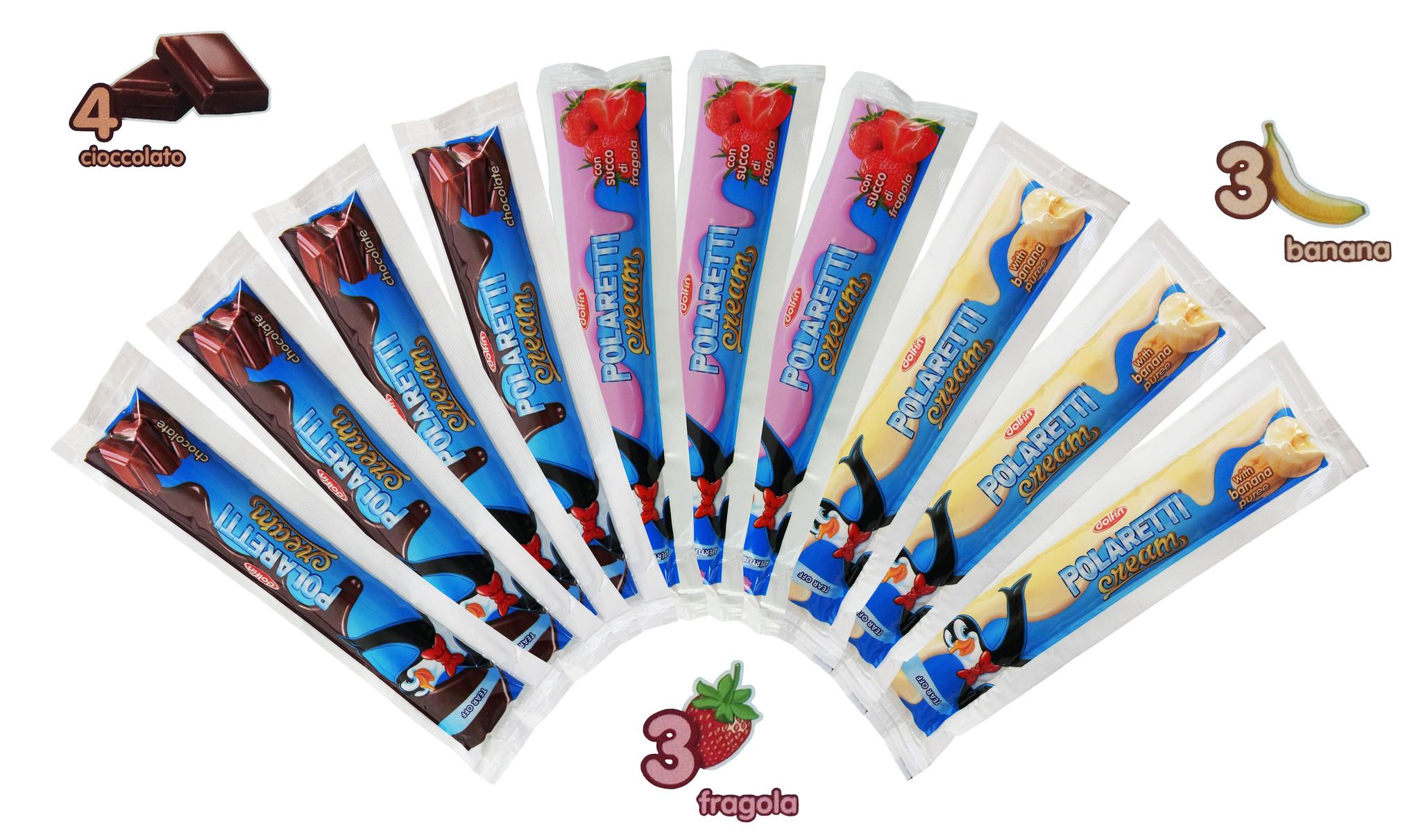 Dolfin Polaretti Cream 10 x 40ml