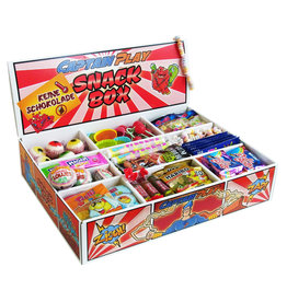 CAPTAIN PLAY  Snack Box ohne Schokolade 2kg