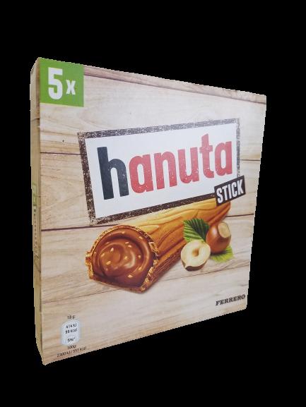 Hanuta Stick 5er Pack, 90g