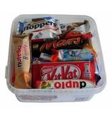 Süßigkeiten – Mix Snack Box mit 20 verschiedenen Schokosnacks, 1er Pack (1 x 1 kg)