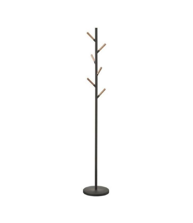 Plain pole - Kapstok - Zwart