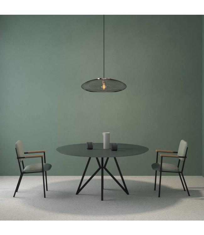 Studio Henk  HPL ronde tafel