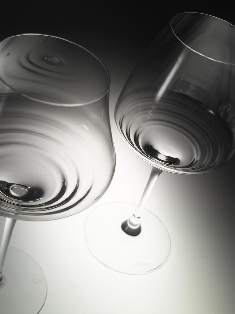 Zafferano wijnglazen