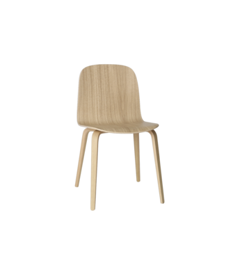 Muuto Visu stoel - hout