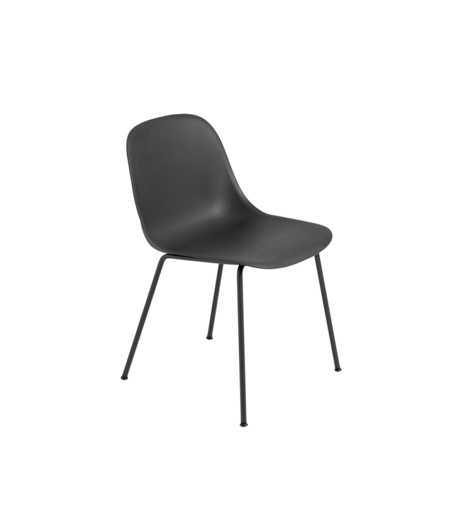 Muuto Fiber Side Chair - Tube Base