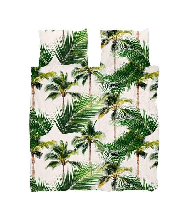 Snurk  Palm beach dekbedovertrek - 2 persoons