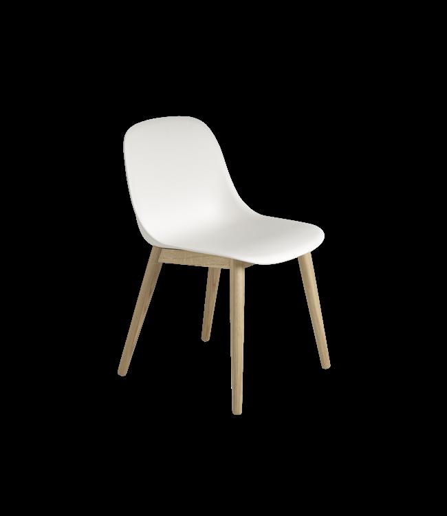 Muuto Fiber Side Chair - Wooden base