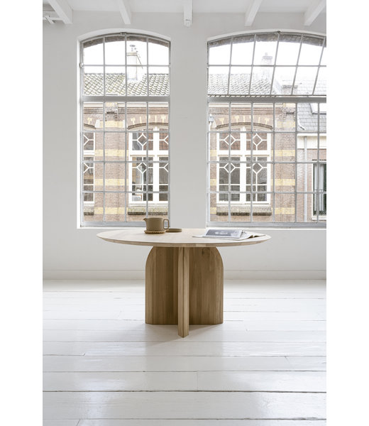 Studio Henk  Slot Table  - Rond
