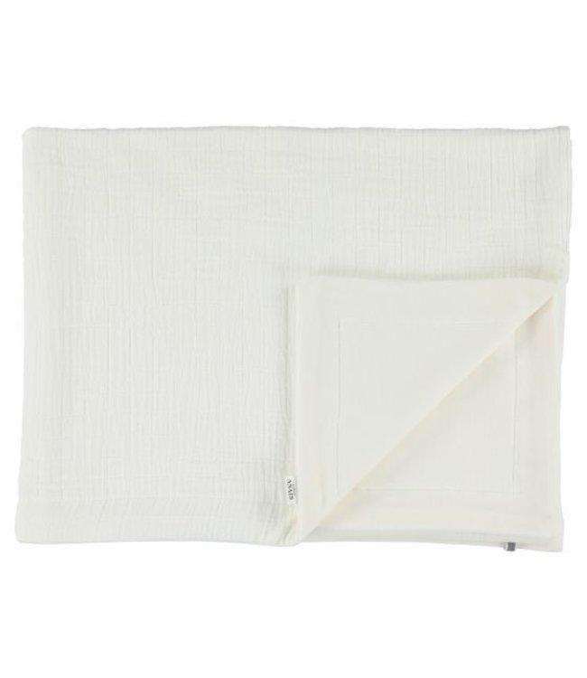 Trixie Dekentje | 75 x 100 cm Bliss White