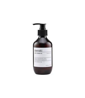 Meraki Bath & Shower Oil - Velvet mood