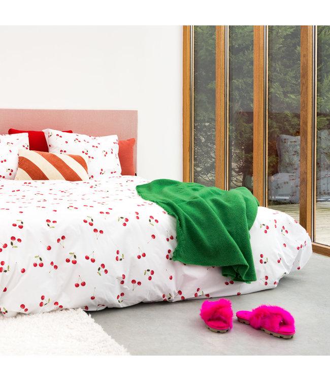 Snurk  Cherries dekbedovertrek - 2 persoons