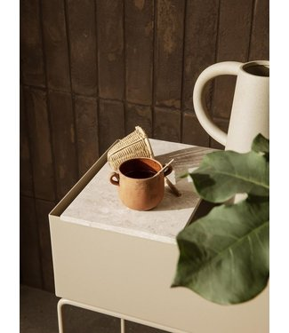 Ferm Living Marble - Tray for Plant Box