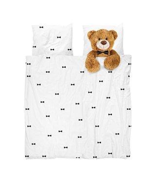 Snurk  Teddy dekbedovertrek - 2 persoons