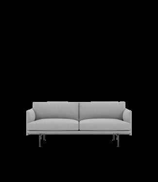 Muuto Outline sofa - 2 zit