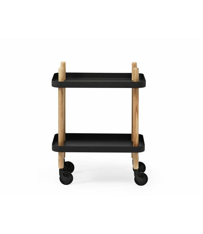 Normann Copenhagen Bijzettafel - Block table